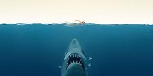 ジョーズSteven-Spielberg-Digital-Art-s1