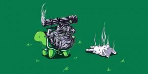 Rabbits-Tortoises-s