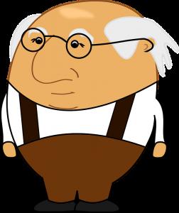 bald grandfather-153659_960_720