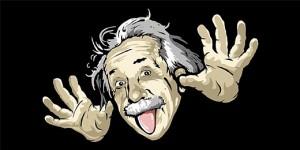 あかんべえAlbert-Einstein-s