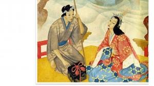 浦島と乙姫4