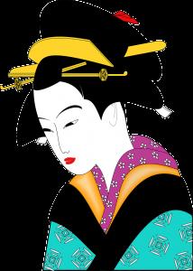 芸者kimono-161787_1280