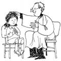 握手(井上ひさし)のあらすじ 簡単/詳しくの2段階で解説