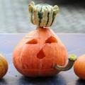 ハロウィン かぼちゃランタンの作り方//素材選びと乾燥に注意
