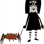 蜘蛛女 pet_spider_girl