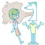 ニンニクの臭いは何時間で消える?口臭と体臭はまた別…
