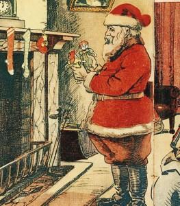 サンタ 子供の友1914_Santa_Claus