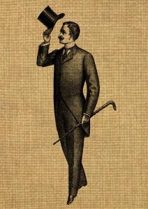 紳士 vintage-1060202_640