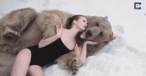 熊と女 20150424001059_0