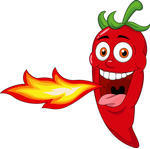 chili-cartoon-character-breathing-fire_131598233