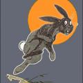 兎が月にいる…その意味は?今昔物語に語られた由来の源流を探ると…