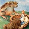 親指姫のあらすじを簡単に【&詳しく】モグラやヒキガエルから逃れて…